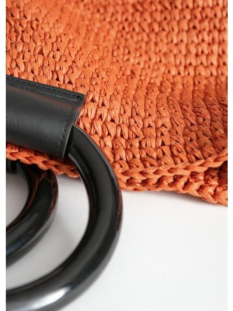 f3f86bd4e Woven Straw Tote Bag | Endource