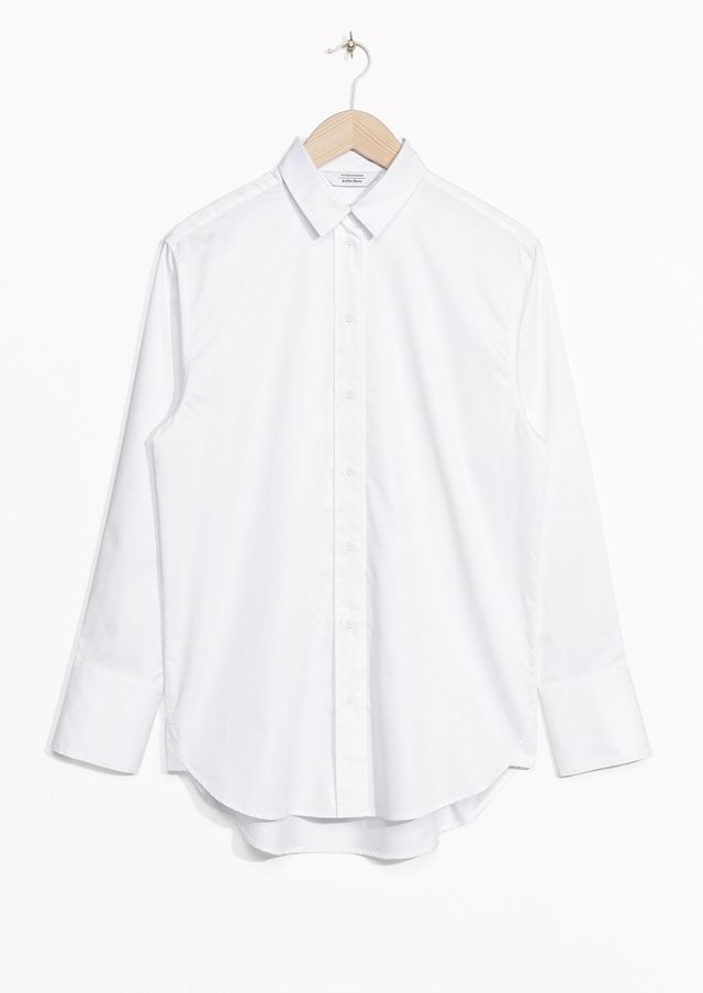 Crisp shirt endource for Crisp white cotton shirt