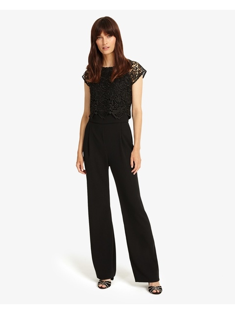 e64f1ade5ee Cortine Lace Jumpsuit