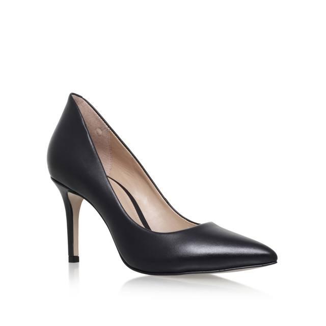best wholesale cheap online Black 'alexandra2' stiletto heeled court shoes view 7BoKy