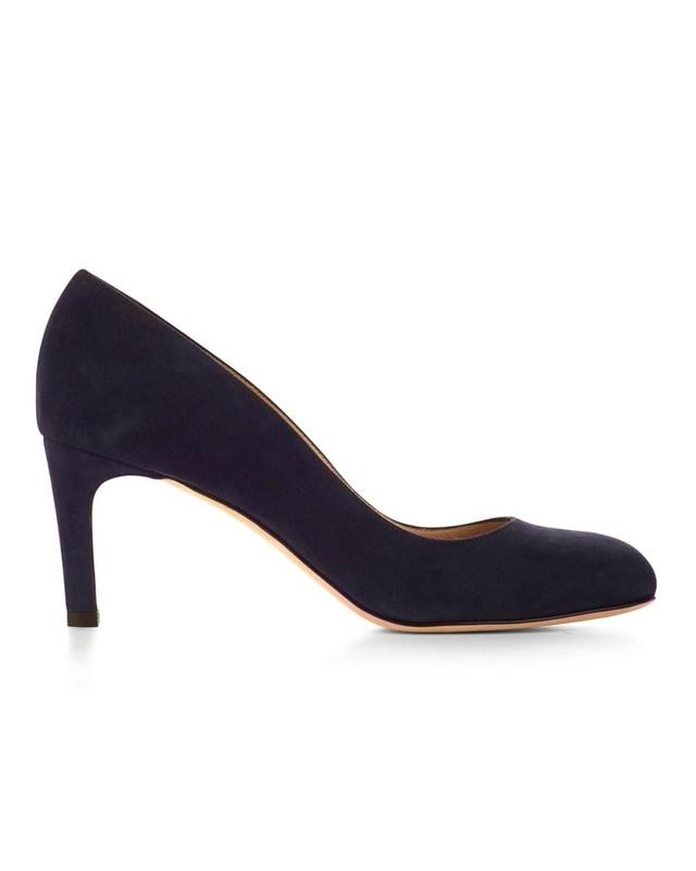 37cc92d4a Sophia Leather Court Shoes