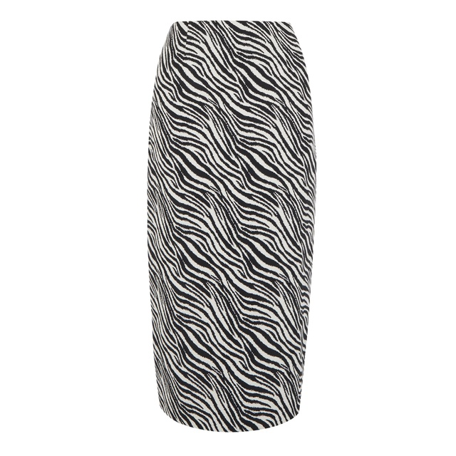 zebra pencil skirt endource