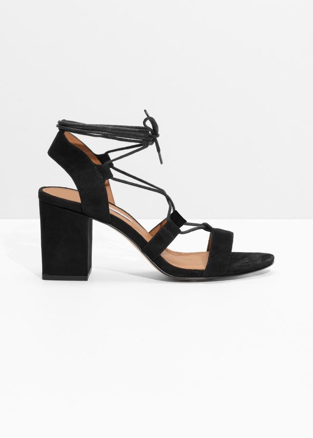 bd37ed9c531f Lace-Up Sandals