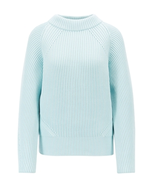 8b0f831f1 Relaxed-Fit Turtleneck Sweater by Hugo Boss