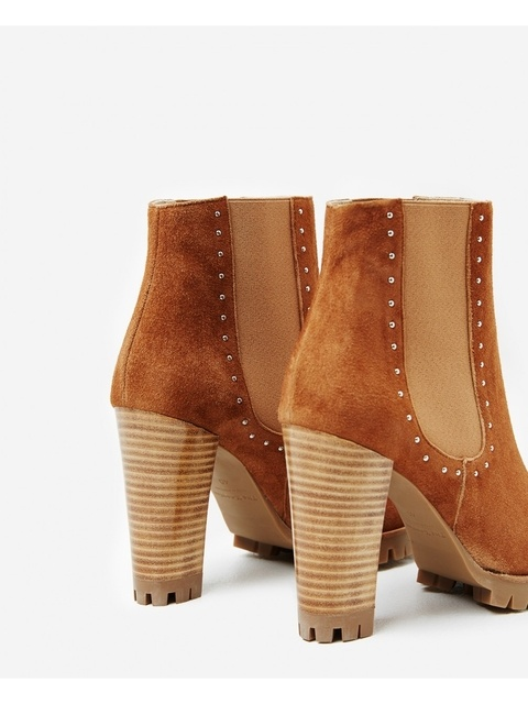 a07f8ac3246 High Heeled Ankle Boots | Endource