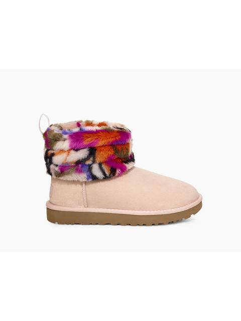e5a69158819 Fluff Mini Quilted Motlee Boot