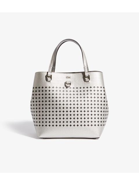 51d9ce404c Perforated Mini Tote Bag | Endource