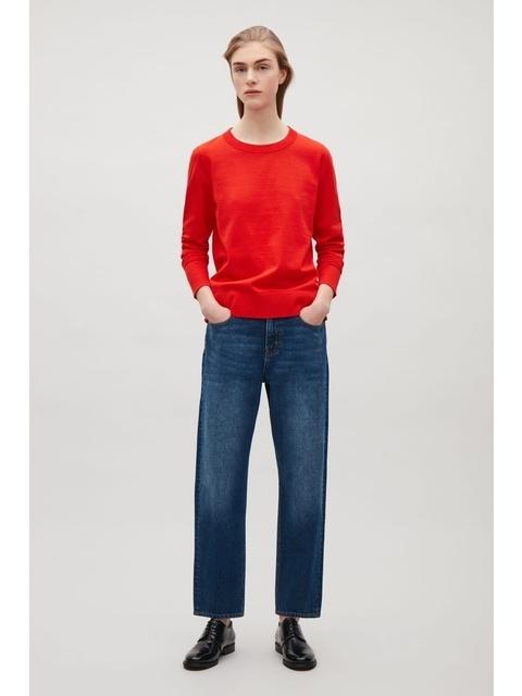 8ac81b11d0a4ff Fine Knitted Jumper | Endource