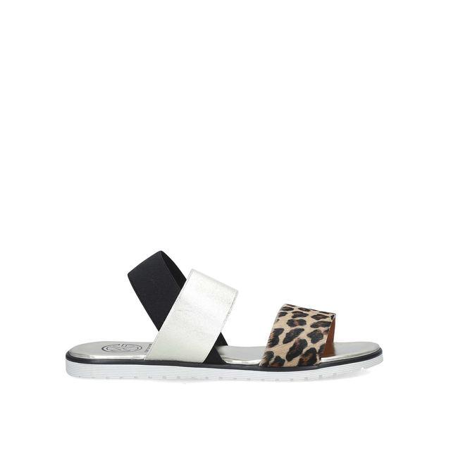Sandals Metallic Rafi And Print Leopard 0vmyNw8PnO