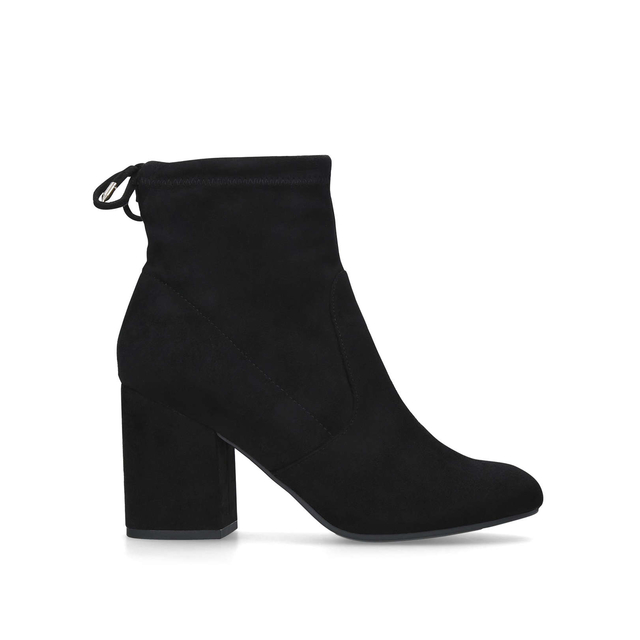 Black 'sully' mid heel ankle boots outlet with paypal cheap top quality cheap sale popular largest supplier online free shipping websites jnpwD
