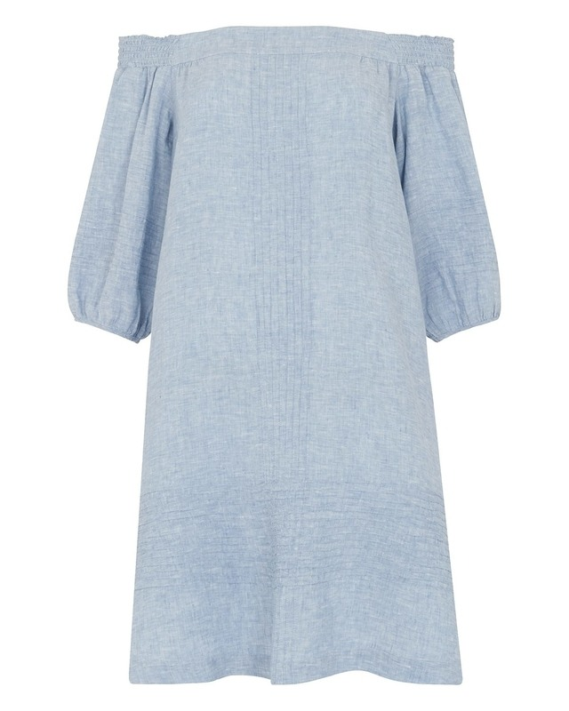 959df2b8eae Resort Lila Linen Dress