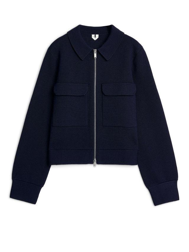 Merino Box Jacket Endource