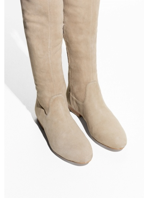 ab3c527b1ea Over The Knee Stay-Up Boots