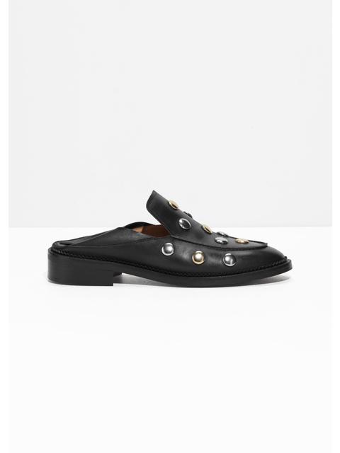 50c98fdb30e Circle Stud Loafers