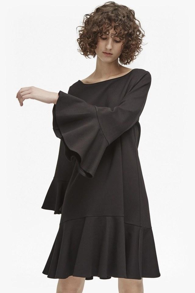154afe28714 Matuku Lula Bell Sleeve Dress