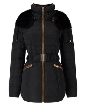 Synthetic Faux Fur Jacket Endource