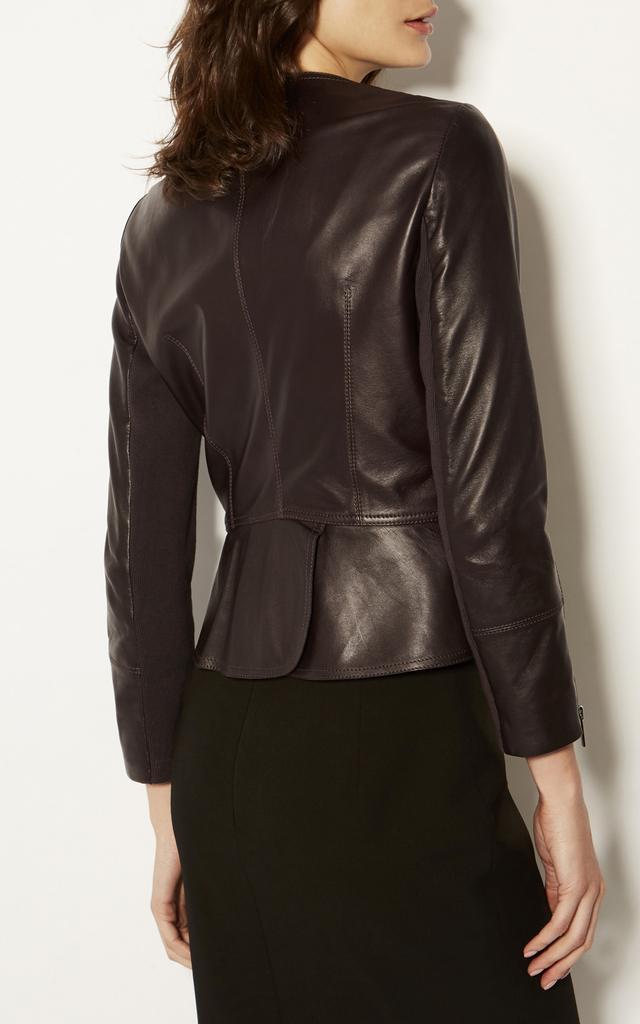 meredith draped drapes jacket