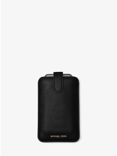 94769ddaebb6 Leather Phone Sleeve
