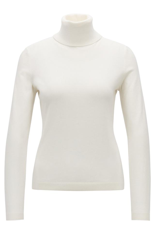 1ef382086c Roll-Neck Sweater