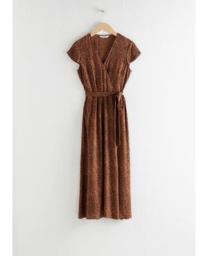 10c1afb46 & Other Stories Leopard Print Dresses   Endource