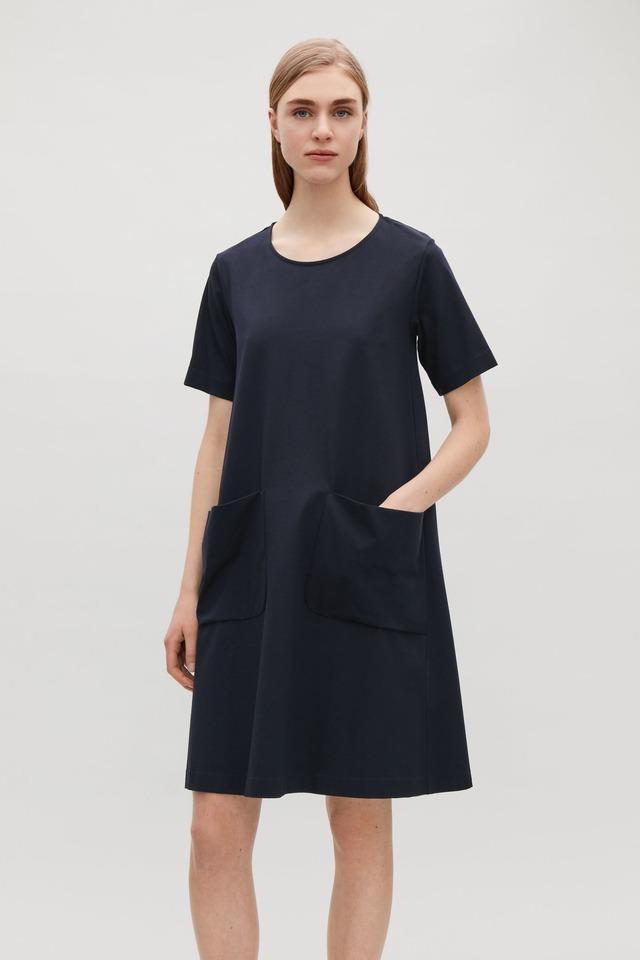 823613cea1 A-line Jersey Dress