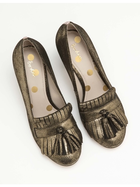 43e9392c4ba Pippa Heeled Loafers