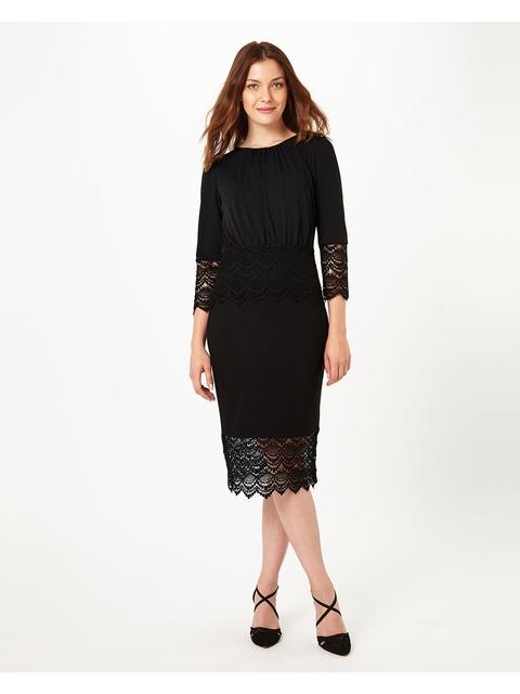 Alfi Lace Dress Endource