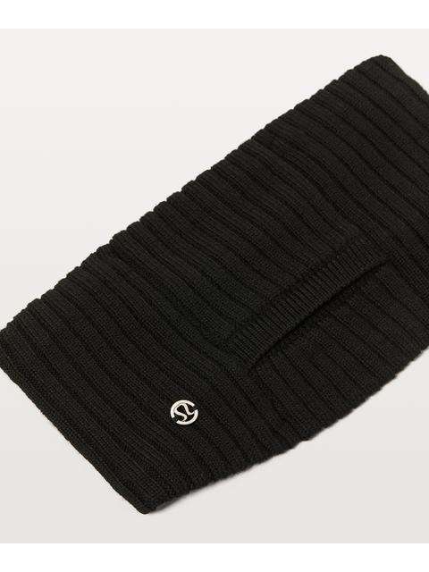 4720cb37d28 Wool Be Cozy Ear Warmer