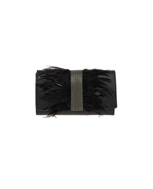 Kiko Feather Beaded Bag By Coast