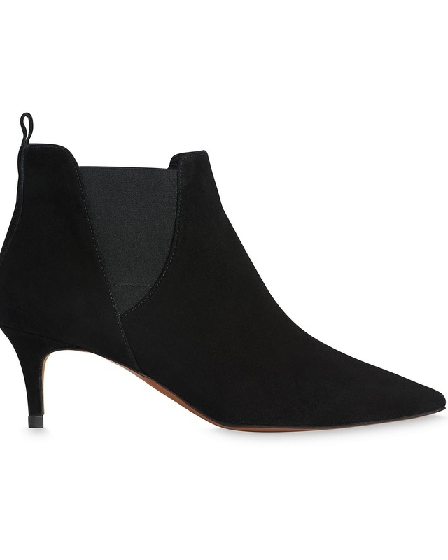 Orley Kitten Heel Boot | Endource