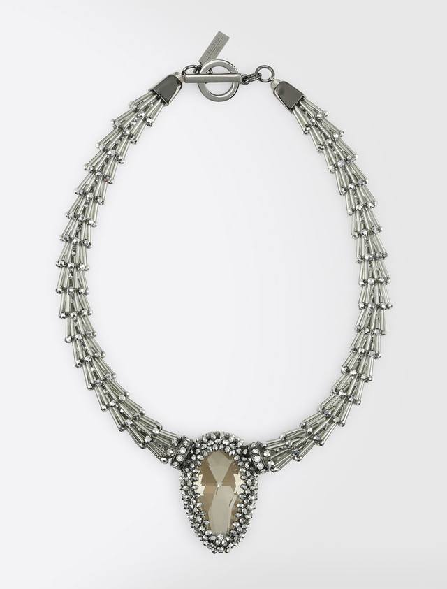 Maxi-drop Necklace