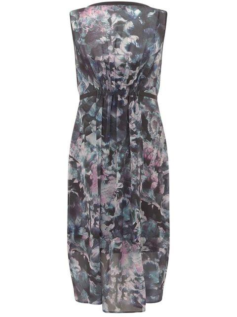52ccf04c5df0 Starla Print Cocoon Dress