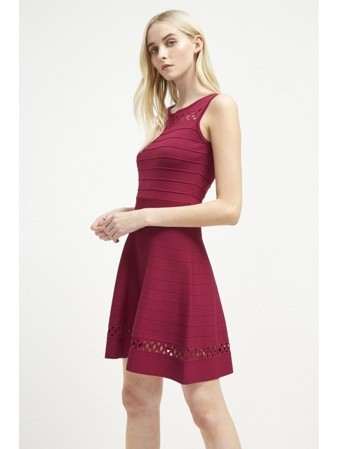 bbb28962db6 Kai Knit Fit and Flare Dress | Endource