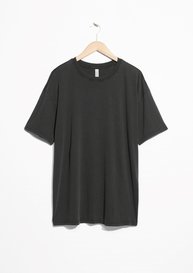Clearance Store For Sale & OTHER STORIES Organic Cotton T-Shirt Footaction Cheap Sale Big Sale YHqsk02h