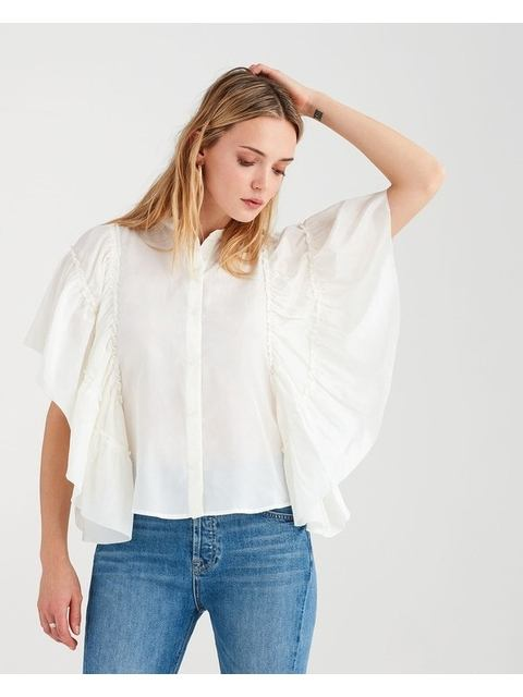 19fbef1ea09f32 Butterfly Sleeve Top