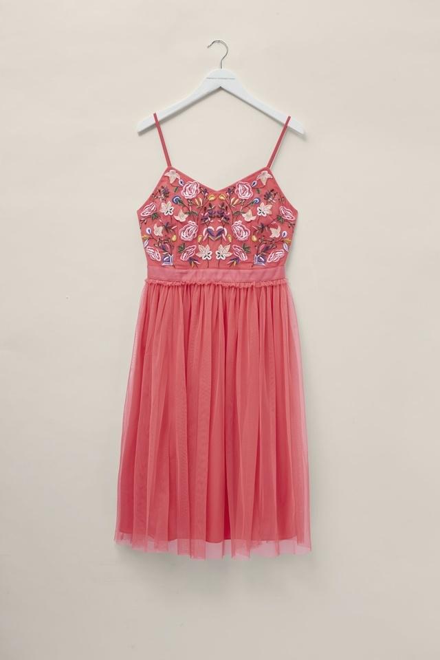 204c48b0c30f Genoa Embroidered Mini Dress | Endource