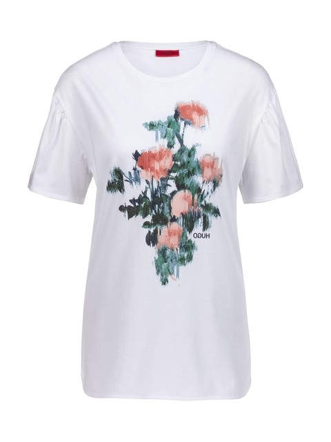 d1c9b05da Relaxed-Fit T-Shirt with Floral Print | Endource
