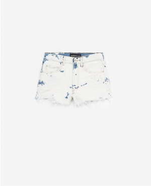 a80056e1ba Washed Tie-Dye Shorts by The Kooples