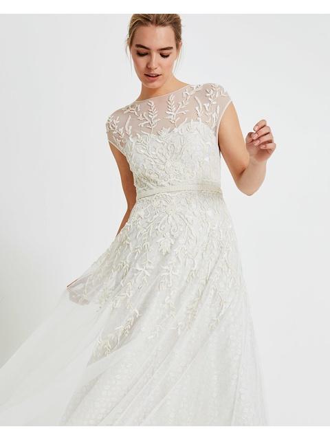 bdd13940a1e88 Mylee Embellished Wedding Dress | Endource
