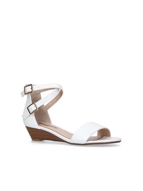 83e10147ef67 Ruth Low Heel Wedge Sandals