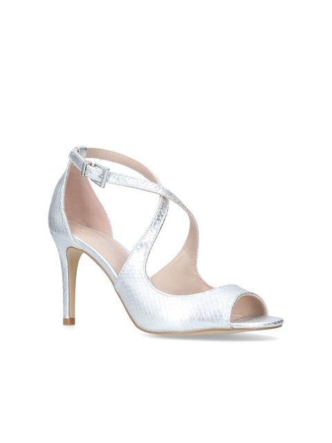 10eb3e0671a Loss Mid Heel Sandals