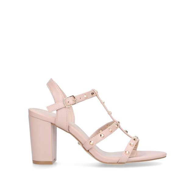 2484b3835 Kansas Mid Heel Sandals