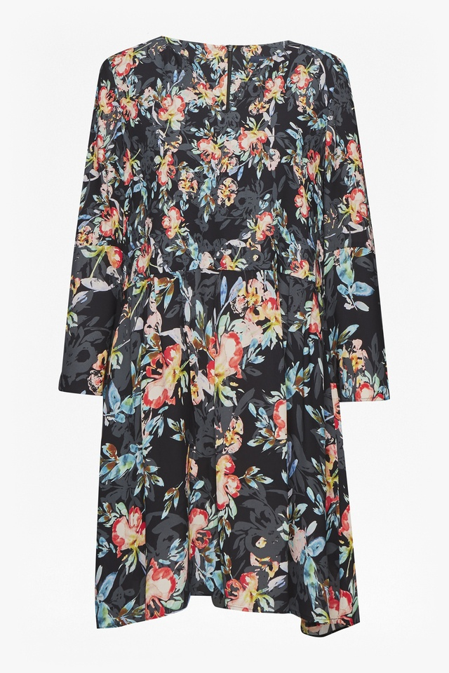 Delphine Bell Sleeve Dress Endource