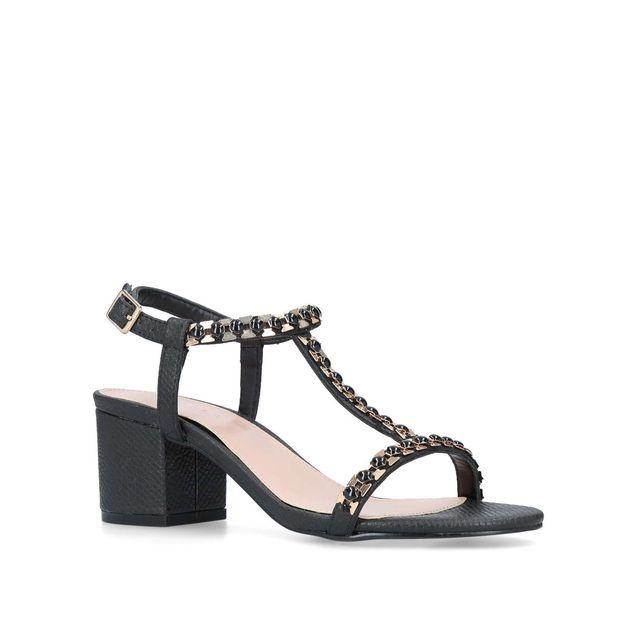 cd0a4d7f070 Blazen Mid Heel Sandals