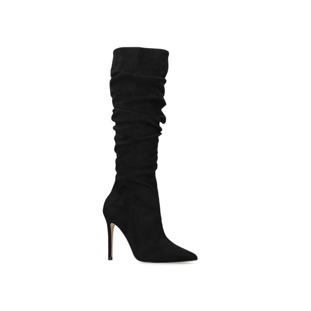 Prompt High Heel Knee Boots by Carvela Kurt Geiger