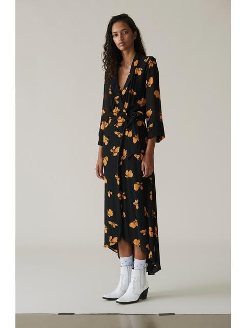ff289f9168f Fairfax Georgette Wrap Dress