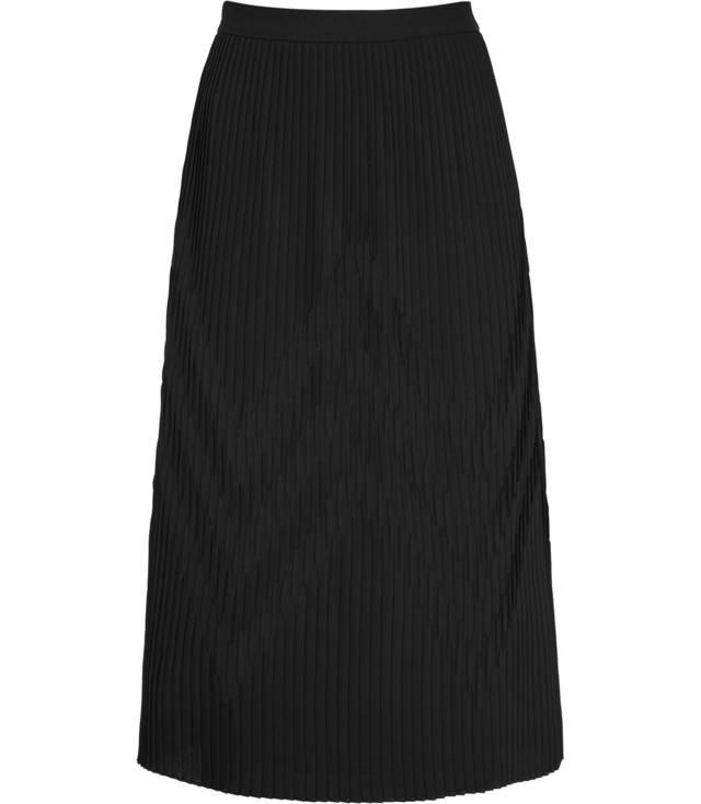 af497c1df Trudy Plisse Midi Skirt | Endource