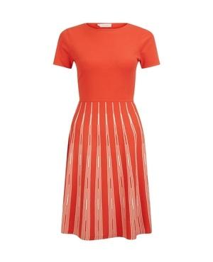 Seville orange cocktail dress