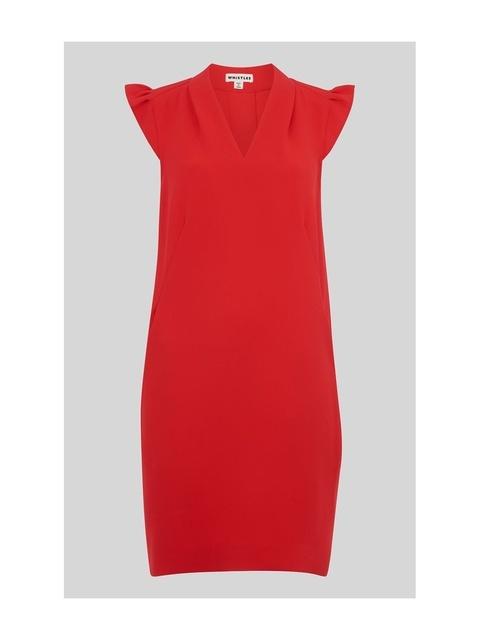 fd7496c6e3 Safia Crepe Dress