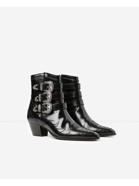 ddda6ac90e8 Leather Cowboy Boots | Endource